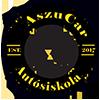 Aszucar Autósiskola Kecskemét logo