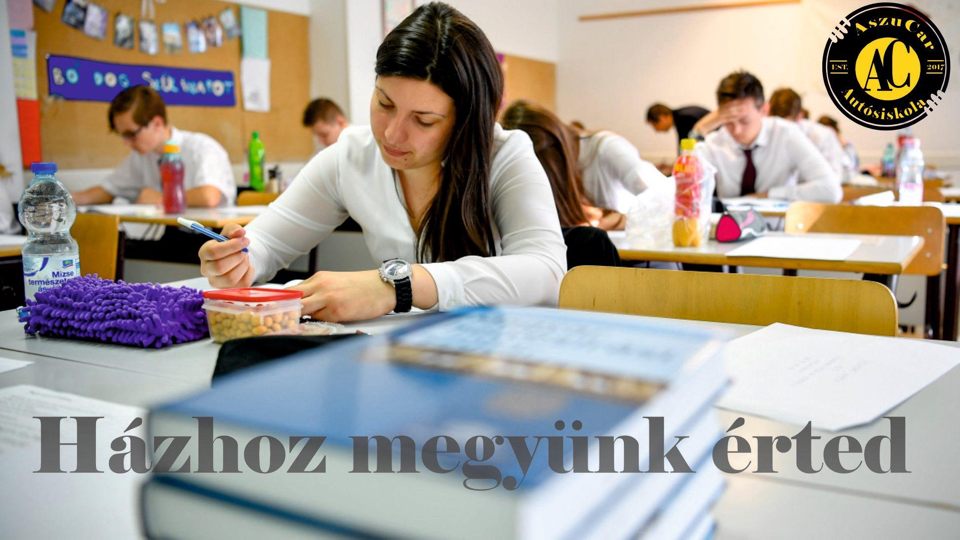 Ingyenes Fuvarszolgálat Érettségi Vizsgák Idején