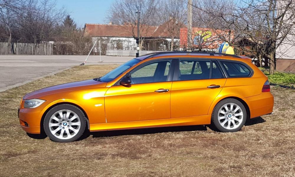 Aszucar BMW 318D jogosítvány kecskemét