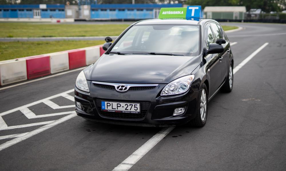 Aszucar Hyundai i30 Diesel jogosítvány kecskemét